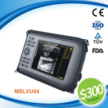 Coupon available! MSLVU04-N CE approval pig ultrasound/sheep ultrasound/veterinary ultrasound scanner