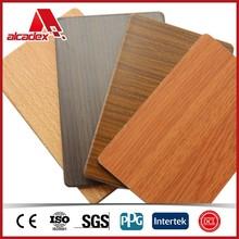 kayu plastik komposit dinding panel
