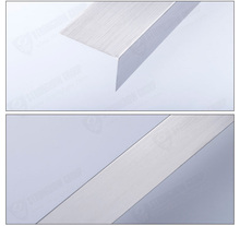 Various type of excellent cushioning rubber corner guard available in 8 colors