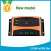 Dependable performance 15a solar energy controller