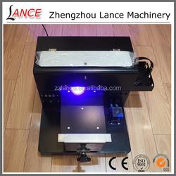 Hot sale La-P03 white ink digital textile printing in delhi with video