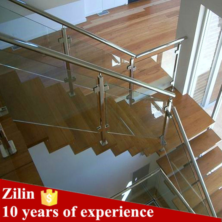 Prix d 39 usine design moderne d coration int rieure en acier inoxydable escalier garde corps - Modele escalier interieur moderne ...