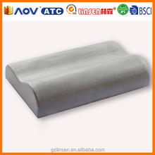 2015 alibaba website memory foam polyester ball fiber filling pillow