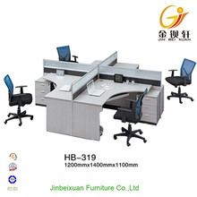 Simple Used Office Partition Designs Office Workstation Modular HB-319