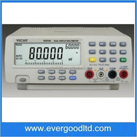 VC8145 VICHY LCD DMM Digital Bench Top Multimeter Meter