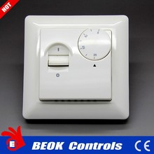 Room Mechanical Floor Heating Thermostats Simple Knob Control