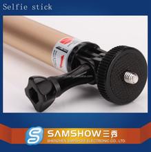 OEM Accept extendable selfie stick monopod, camera stick monopod, bluetooth monopod selfie stick