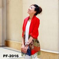 Fashion pashmina large size warm ethnic stole scarf shawl