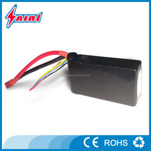 25C 2S 7.4v 1500mah rc helicopter battery