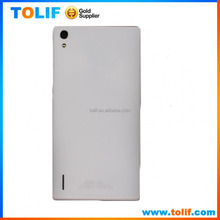 Hot!Cell Phone Replacement Battery Cover For Huawei Ascend P7 Back Cover Housing, For Huawer Ascend P7 Battery Door