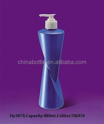 180ML PET cylinder sprayer bottle