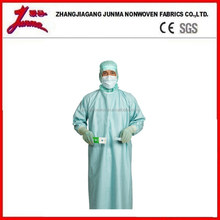 High quality nonwoven fabric surgical gown,SMS surgical cloth,disposable surgical gown