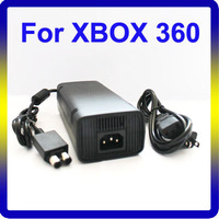 Different Plug AC Adapter/Power Supply for XBOX 360 Slim