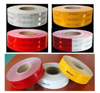 3m conspicuity tape, china reflective road marking tape