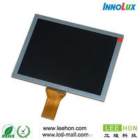Innolux 8 inch 800x600 tft lcd display module AT080TN52 V.1