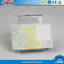 Full Colour Printing MF Classic S70 4K NFC Smart Chip Card, PVC NFC Business Card, 13.56Mhz ISO14443A (China Manufacturer)