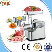 All s/s best electric meat grinder