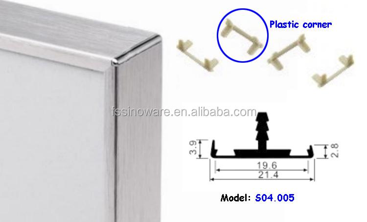 Http Wholesaler Alibaba Com Product Detail Plastic Kitchen Cabinet Edge Protectors 60344385872 Html