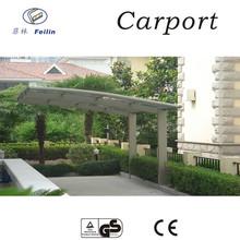 aluminium rain shelter aluminum carport
