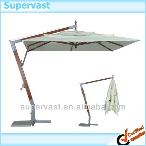 nuovi prodotti ombrellone in legno per esterni