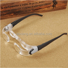 Factory hot selling NO.7102J Focusing Glasses Magnifier for Vision Aids