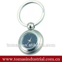 Fashionable digital watch keychain for corporation gifts
