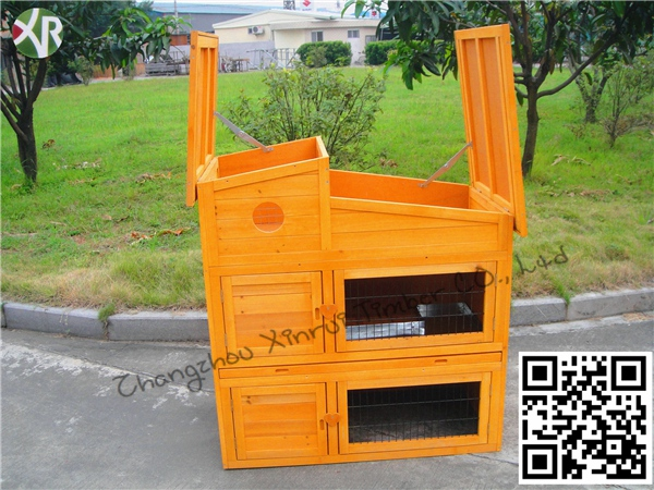 wooden kennel XR 23089
