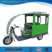 motorized adult china tricycles for transportation rickshaw for India