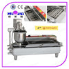 CE stainless steel automatic mini donut machine/donut filling machine