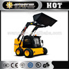 Earth-moving Machinery XCMG skid log loader with trailer XT740 for sale
