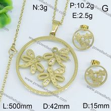 Powell Fancy Jewelry antique designer inspired jewelry sets