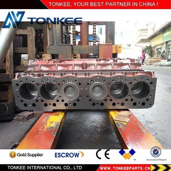 S6KT 3066 E320B diesel engine short block (3).jpg
