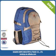 Factory Xinye Name Brand School Bag