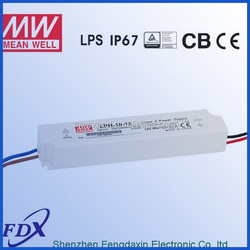 Original Meanwell LED driver LPH-18-12,Constant Current Ouput Led Driver