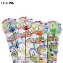 cool design Amazing Sparkling Spindle Wand Toy printing colorful spinning children kids toys