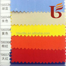 Garment T/C grey fabric with kinds dyeing and printing process