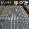 Construction Material Clear Galvanized Sheet Metal Roofing Price