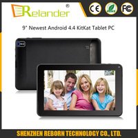 9 Inch A33 Quad Core 512MB/8GB Tablet With HD Screen Tablet Android