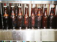 beer rinser- filler- capper