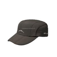 2015 Wholesale Retail Strapback Cap Quick Dry Foldable New Men Women Casual Style Outdoor Cap