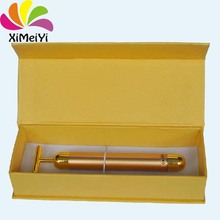 24k golden pluse for skin care mini face massager