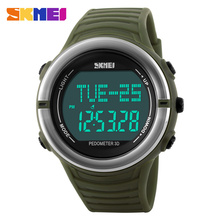 skmei 2015 newest Heart Rate Monitor Health Recorder CE&ROHS certificate watch