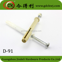 Furniture fittings connecting screws,anchor bolt extension split bolt D-91