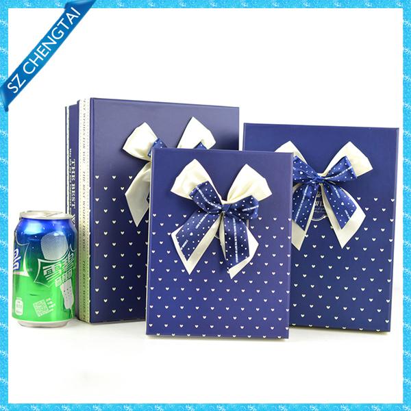 Christmas decorative gift boxes wholesale