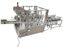 SW-8-200 Full Auto Premade Pouch Filling& Sealing Machine