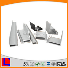 Powder coating and anodized aluminum bracket for solar mounting aluminum solar border frame