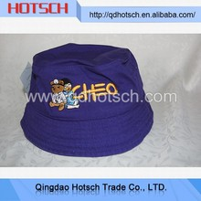 Hot china products wholesale black rose winter bucket hat cheap wholesale