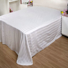 Best wholesale websites extra wide fabric for bedding Stripe fabric latest products in market