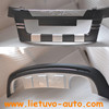 VW Tiguan Grille Gurad ABS Plastic Blow Mould With Chrome