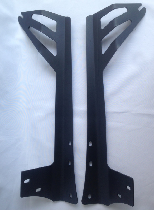 light bar mounting holder special for Jeep wrangler